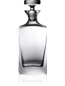 Carafe whisky carrée