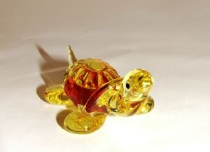 Turtle Crystal Miniature