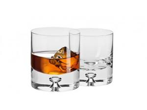 Coffret 6 Verres à whisky en cristal collection Prestige Saga 25 cl