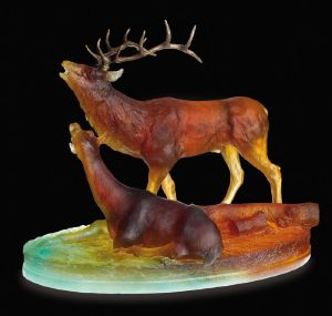 Love Deers (cerfs) Daum Collection Animaux