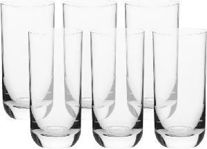 Ensemble 6 verres Longdrink collection Sensation