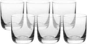 Ensemble 6 verres à Whisky collection Sensation