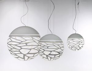 Luminaire Suspension Studio Italia modele Kelly sphere