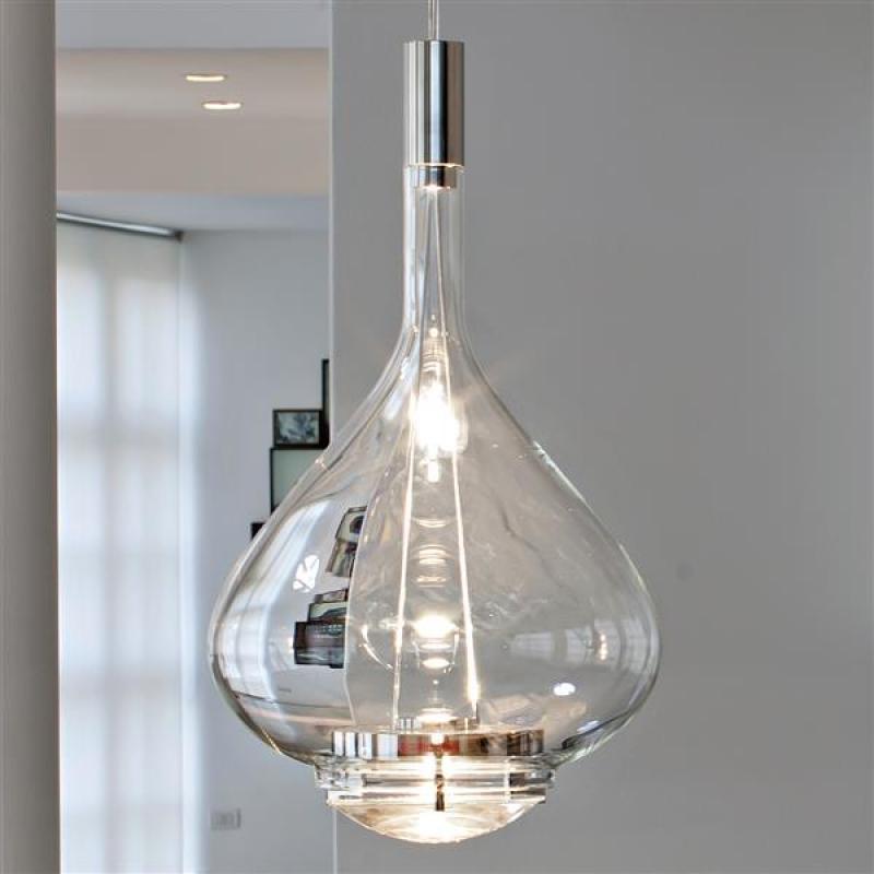 suspension sky fall large luminaire italia studio design. Black Bedroom Furniture Sets. Home Design Ideas
