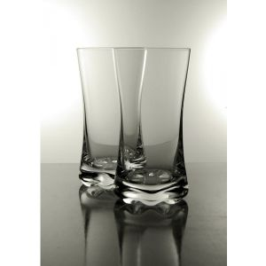 Coffret 6 Verres long drink en cristal collection Prestige Aquarius 27 cl