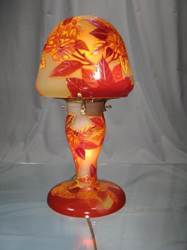 lampe tip gall mandarine lampe galle orange lampe. Black Bedroom Furniture Sets. Home Design Ideas
