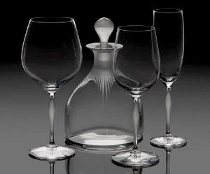 Carafe Whisky 100 points Cristal Lalique