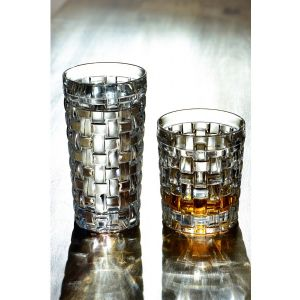 Coffret 4 verres a whisky ou longdrink Collection Bossa Nova