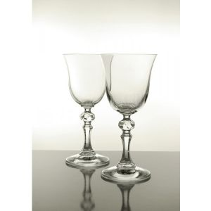 Coffret 6 Verres à vin rouge en cristal collection Prestige