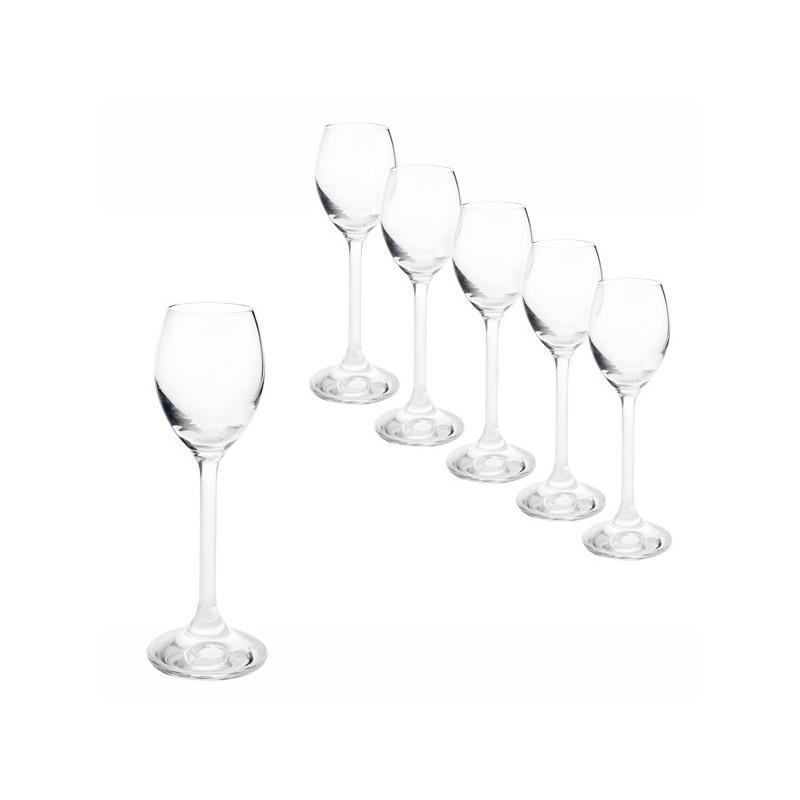 Boutique de luxe : Verre à Liqueur MELODIA Côté Table  Luxe Addict
