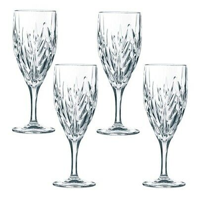 Verre à Eau multi usage en cristal collection Imperial ( lot de 4 )