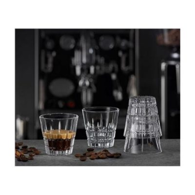 Verres Café expresso Perfect serve coffret de 4