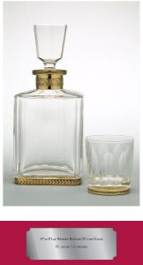 Cristal Benito Carafe a Whisky n°50