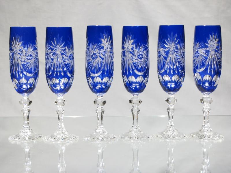flute cristal boheme bleu flute cristal bleu taille etoile flute cristal boheme bleu. Black Bedroom Furniture Sets. Home Design Ideas