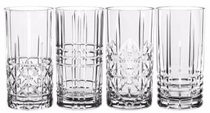 Verre Longdrink cristal collection Highland coffret de 4
