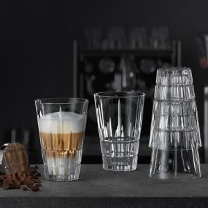 Verres Café Latte Macchiato Perfect serve coffret de 4