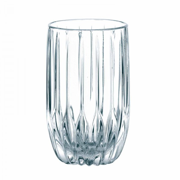Verre Longdrink en cristal collection Prestige coffret de 4
