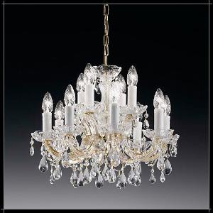 Lustre Chandelier Murano Voltolina Collection Vienna