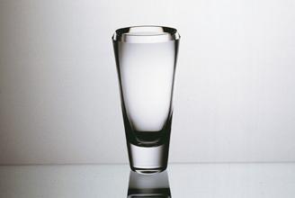 grand vase uni cristal vase moderne bouquet compose vase sobre moderne uni. Black Bedroom Furniture Sets. Home Design Ideas