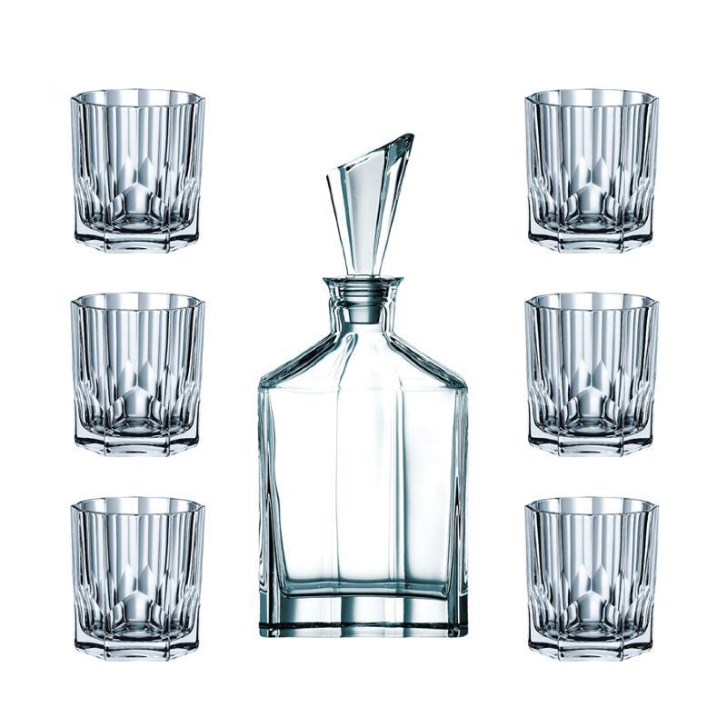 ensemble whisky cristal verres carafe whisky aspen ensemble verre carafe whisky aspen. Black Bedroom Furniture Sets. Home Design Ideas