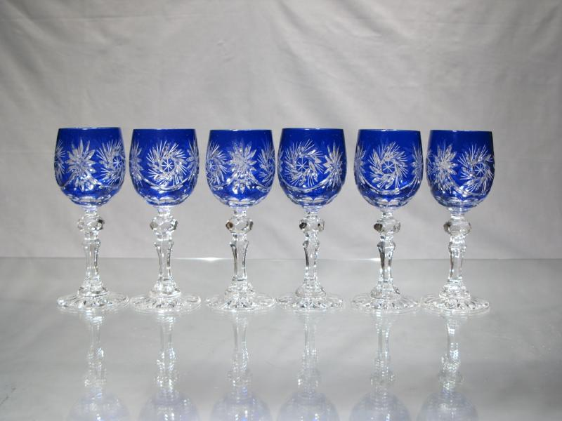 verre de boheme