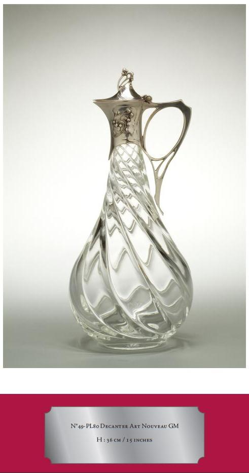cristal benito carafe art carafe a decanter vin cristal benito cristal benito carafe a decanter. Black Bedroom Furniture Sets. Home Design Ideas