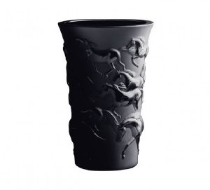 Vase Lalique Mustang