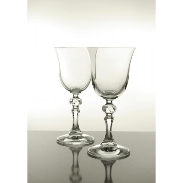 Verres cristal eau verres eau en cristal prestige verre a eau ouvert ja - Verres anciens en cristal ...