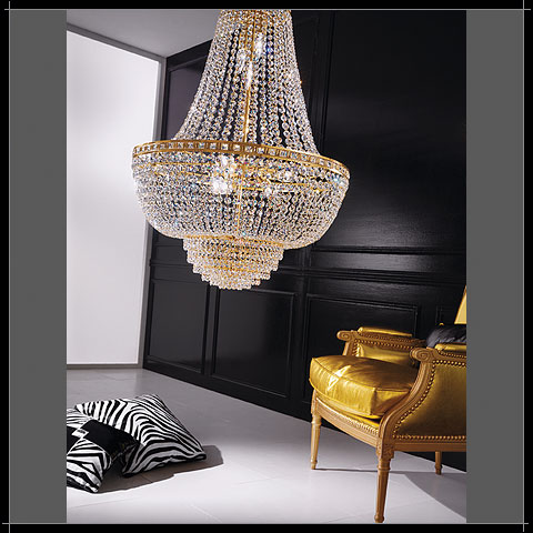 lustre mongolfiere cristal voltolina lampe sejour cristal lustre mongolfiere cristal voltolina. Black Bedroom Furniture Sets. Home Design Ideas