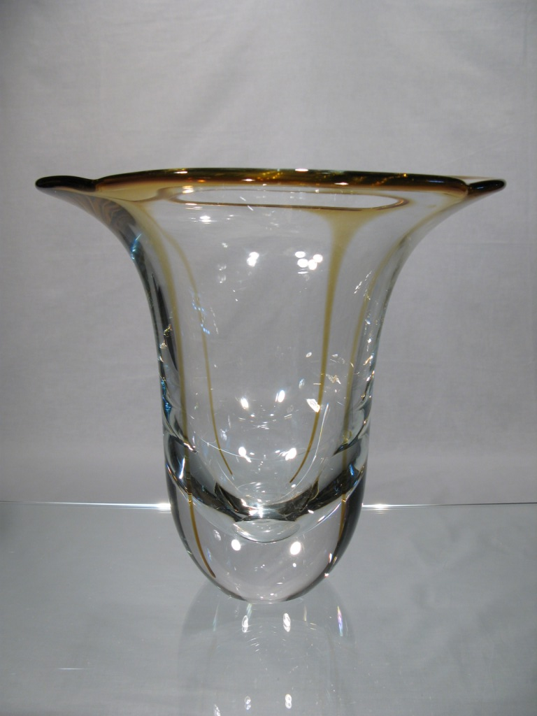 verre murano vase murano vase artisanal. Black Bedroom Furniture Sets. Home Design Ideas