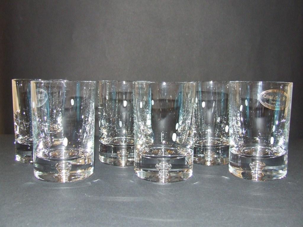 Verre whisky verre cristal bulles cristal art deco - Verre a whisky cristal ...