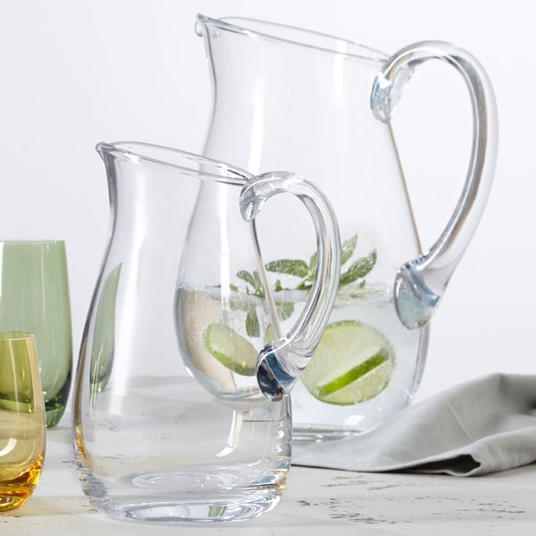 carafe eau en cristal uni broc en cristal uni pichet en cristal uni. Black Bedroom Furniture Sets. Home Design Ideas