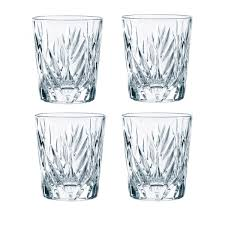 Verre Whisky en cristal collection Imperial ( lot de 4 )