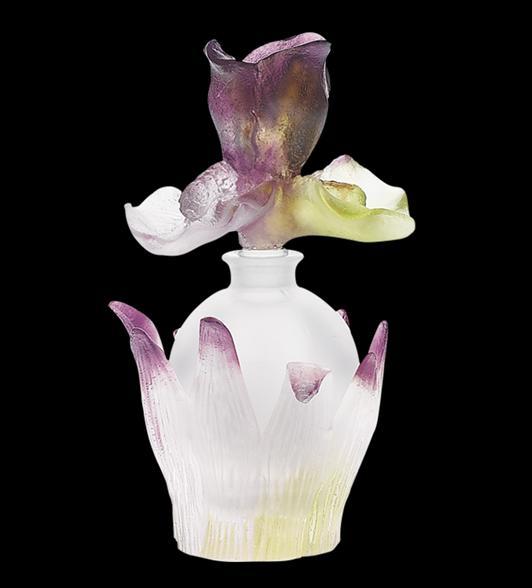 Bien-aimé Flacon - Parfum - Cristal - Daum - Cristal art deco - flacon  KQ38
