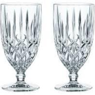 Verre à Eau multi usage en cristal collection Noblesse ( lot de 4 )