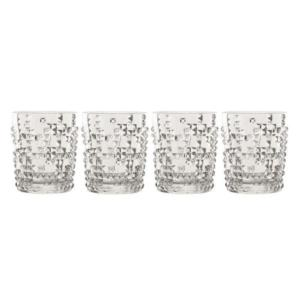 Coffret 4 Verres whisky collection Punk