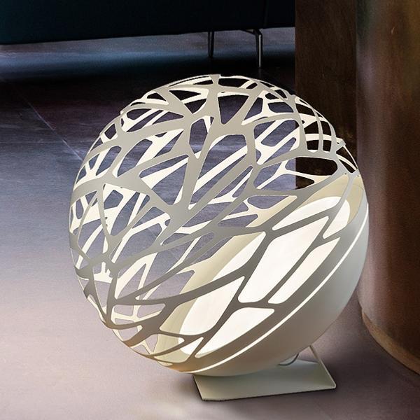 Lampe Table Kelly Lampe Salon Boule Lampe A Poser Kelly Boule
