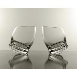 verre cristal moderne