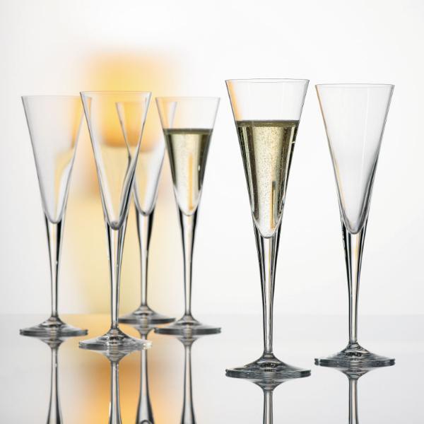 flute a champagne originale