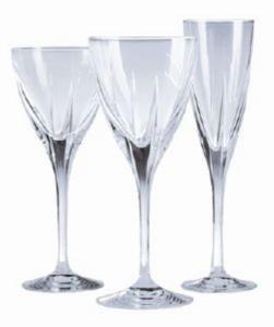Service 6 Verres Cristal collection Fusion Transparent