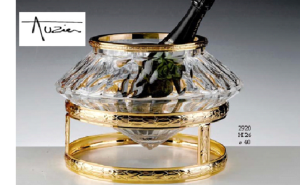 seau champagne bronze or cristal paris seau champagne or. Black Bedroom Furniture Sets. Home Design Ideas