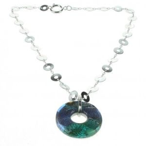 Collier Antica Murrina Eclipse 4en1 ( Long,Normal,Court,Bracelet )