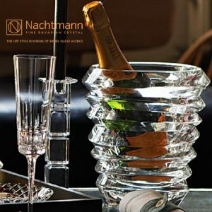 sceau champagne cristal cristalartdeco nachtmann slice sceau champagne cristal slice. Black Bedroom Furniture Sets. Home Design Ideas