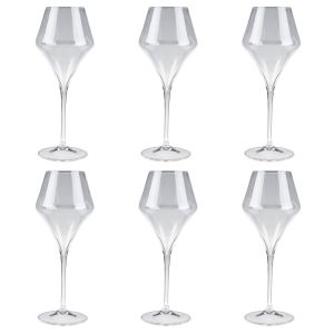 Verres Vin Blanc collection Oenologie Cristal de Paris