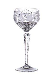 verre a vin en cristal