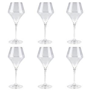 Verre A Vin Moderne verre vin rouge oenologie - cristal paris verre moderne - verre