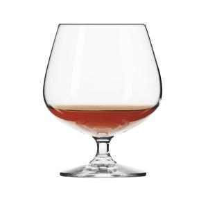 Coffret 6 Verres à cognac en cristal collection Vivat 48cl