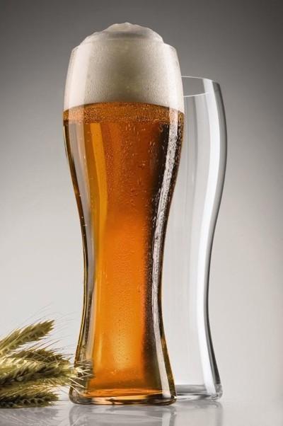 Verre biere blanche blonde verre cristal biere 0 5l - Coffret verre a biere ...