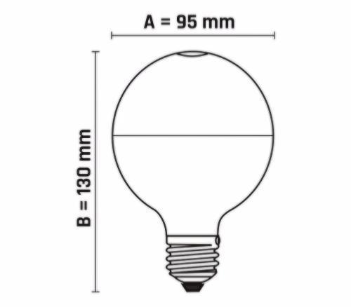ampoule led 13 w ampoule boule led ampoule boule. Black Bedroom Furniture Sets. Home Design Ideas