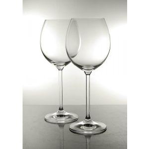 verre à vin rouge en cristal collection Traube (les 6 )